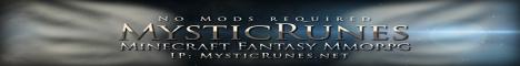 MysticRunes MMORPG