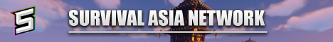 Survival Asia Minecraft Network