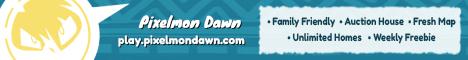 Pixelmon Dawn